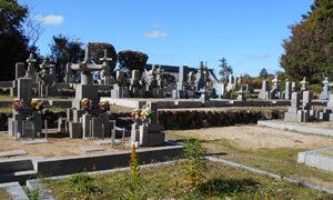 神戸市北区にあるお墓、深谷墓地