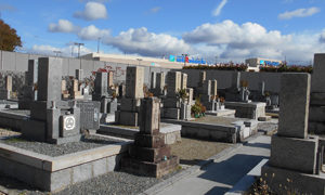 神戸市北区にあるお墓、柳谷墓地