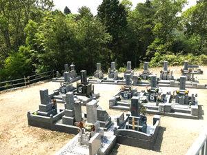 神戸市北区にあるお墓、寿福寺墓地