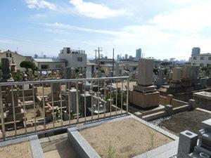 神戸市中央区にあるお墓、春日野霊園