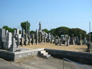 神戸市西区にあるお墓、慶明寺花崗霊園