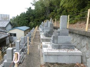 神戸市須磨区にあるお墓、慶雲寺境内墓地