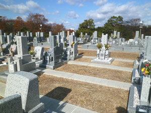 神戸市北区にあるお墓、神戸聖地霊園