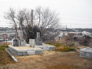 神戸市西区にあるお墓、別府井ヶ谷墓地