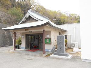神戸市須磨区にある飛龍寺霊園