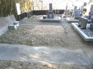 神戸市西区にあるお墓、今津共同墓地