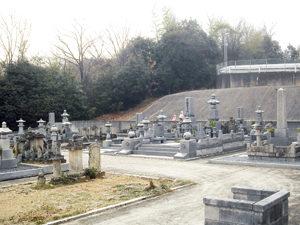 神戸市西区にあるお墓、上柿木墓地