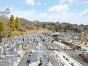 神戸市北区にあるお墓、光明寺墓地公園