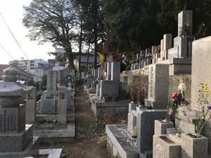 神戸市東灘区にあるお墓、明王院墓地