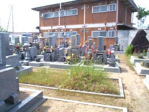 神戸市西区にあるお墓、南古墓苑