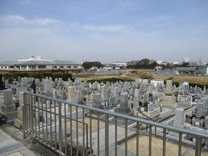 神戸市西区にあるお墓、野中墓地