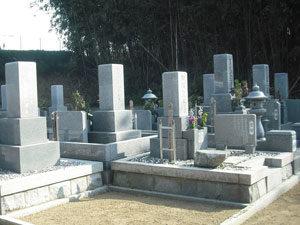 神戸市西区にあるお墓、坂ノ下墓地