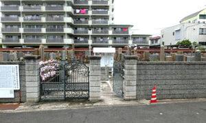 神戸市須磨区にあるお墓、鷹取墓地