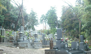 神戸市西区にあるお墓、高和墓地