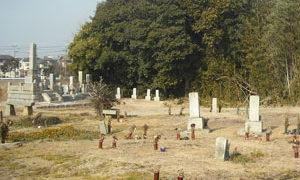 神戸市西区にあるお墓、山ノ神墓地