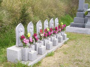 神戸市西区にあるお墓、四ツ塚墓地