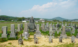 神戸市西区にあるお墓、堅田共同墓地