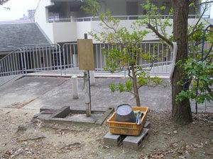 神戸市西区にあるお墓、北別府墓地