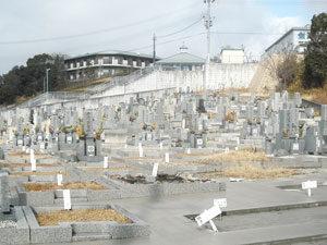 神戸市西区にあるお墓、水谷墓地