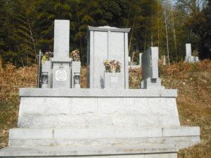 神戸市西区にあるお墓、大畑墓地