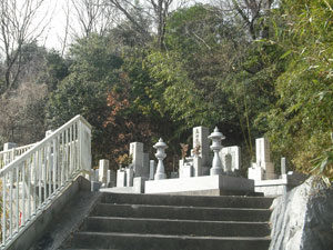 神戸市西区にあるお墓、繁田墓地