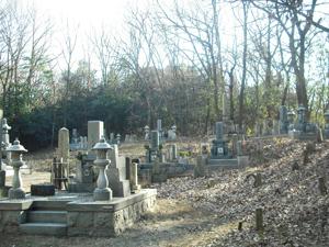 神戸市西区にあるお墓、広谷山西墓地
