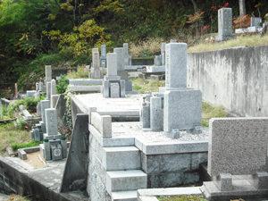 神戸市兵庫区にあるお墓、石井墓地