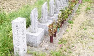 神戸市西区にあるお墓、神納墓地