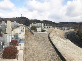 神戸市北区にあるお墓、神戸市立鵯越墓園