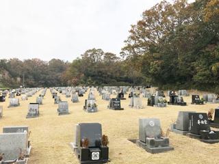 神戸市北区のお墓、鵯越墓園