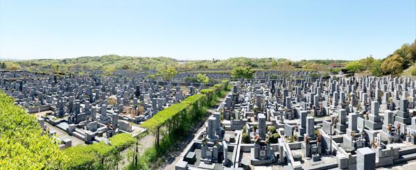 神戸市立西神墓園