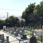 神戸市東灘区にあるお墓、郡家西墓地