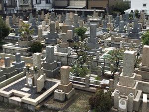 神戸市兵庫区にあるお墓、平野共同墓地