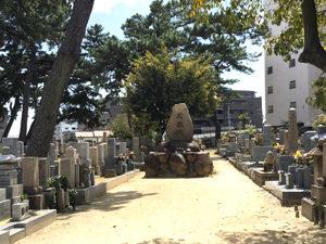 神戸市東灘区にあるお墓、神戸市立魚崎墓地