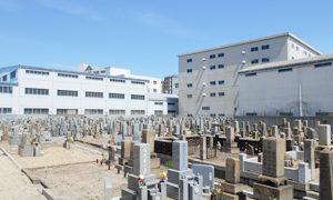 神戸市兵庫区にあるお墓、高松墓地