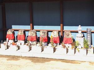 神戸市東灘区にあるお墓、安念寺田中墓地