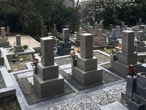 神戸市東灘区にあるお墓、神戸市立荒神山墓地