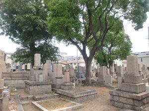 神戸市東灘区にあるお墓、鬼塚墓地