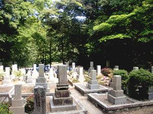 神戸市中央区にあるお墓、大龍寺墓地