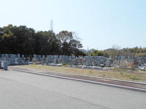 神戸市西区にあるお墓、唐熊霊苑