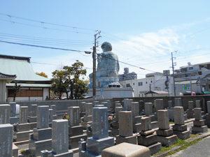 神戸市兵庫区にあるお墓、能福寺墓地