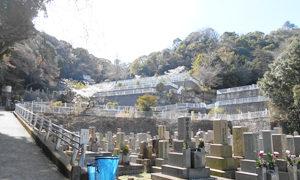 神戸市中央区にあるお墓、神戸市立追谷墓園