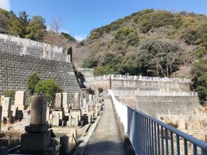神戸市中央区にあるお墓、追谷墓地