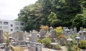 神戸市中央区にあるお墓、徳光院墓地