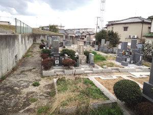 神戸市西区にあるお墓、出合丸山墓地