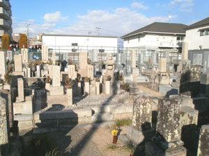 神戸市西区にあるお墓、西河原墓地