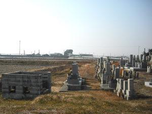 神戸市西区にあるお墓、宝勢木屋池墓地