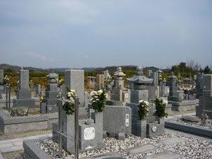 神戸市西区にあるお墓、城ケ谷墓地