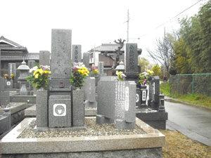 神戸市西区にあるお墓、神出東墓地