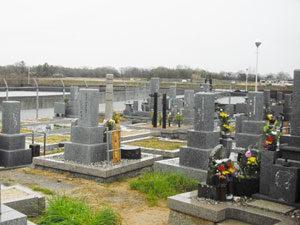 神戸市西区にあるお墓、神出町墓地